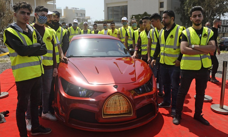 EV Electra has unveiled the first electric car to be manufactured in Lebanon.