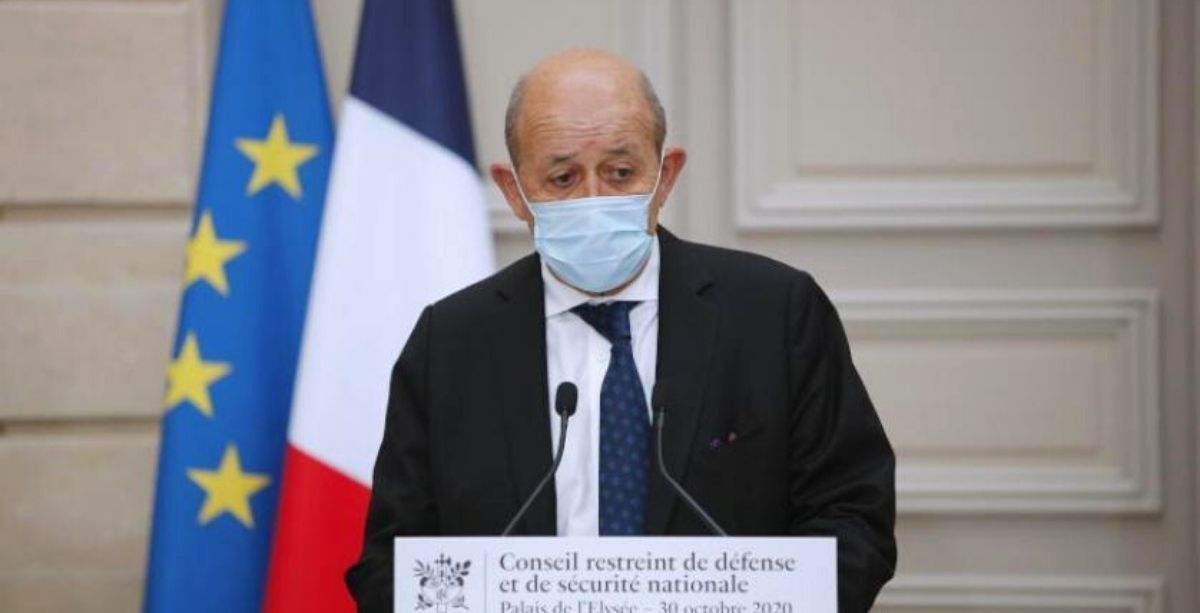 French Foreign Minister Will Come To Lebanon Next Week To Discuss Its Crisis