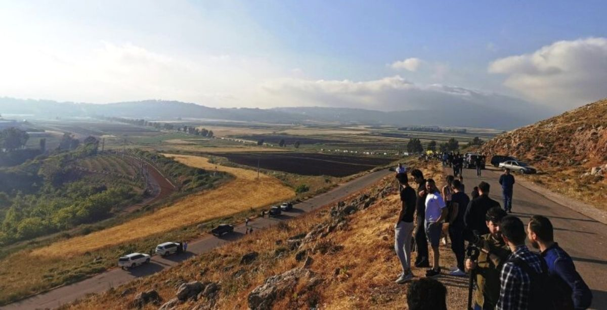 Israeli Army Arrested A Man Who Crossed Border From Lebanon
