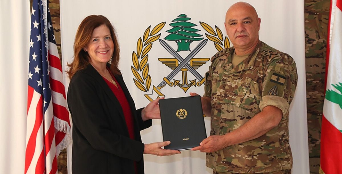 Lebanese Army Will Have Support From United States Increased To $120 Million