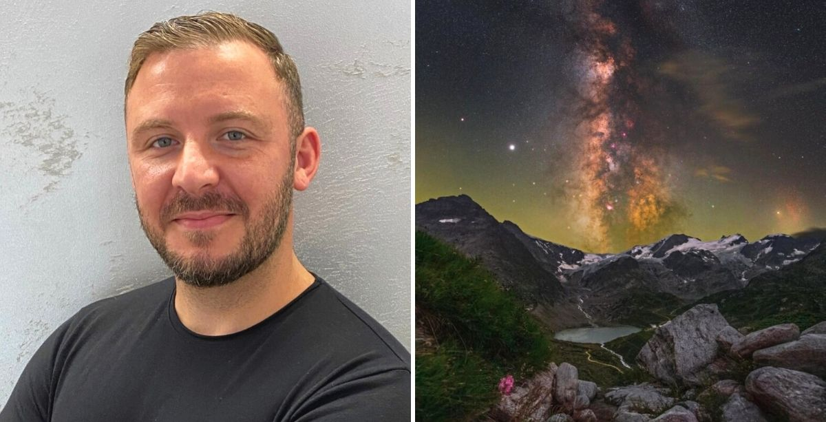 Lebanese Astrophotographer Nominated For Milky Way Photographer Of They Year