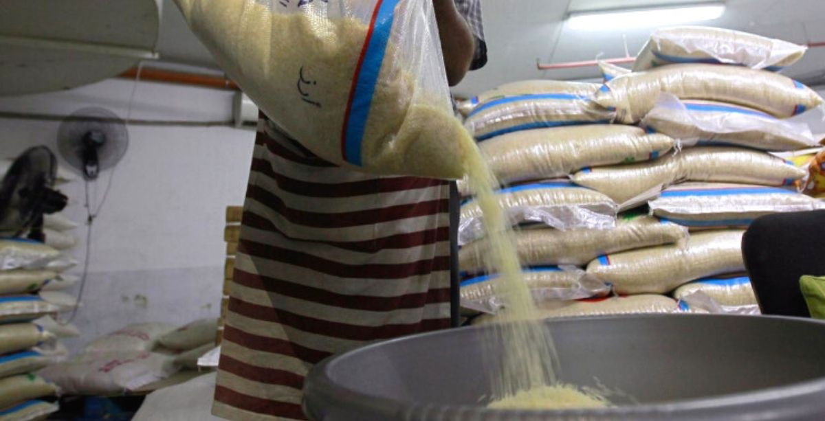 Lebanon Just Seized 31,000 Tonnes Of Spoiled Rice Coming From China
