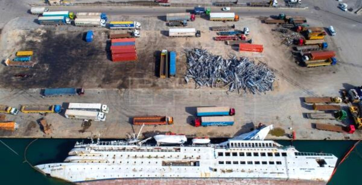 Lebanon Orders Owners Of Beirut Port Toxic Containers To Pay Over $2 Million