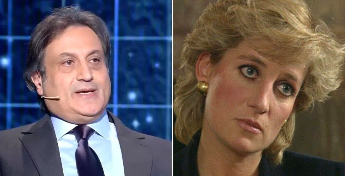 Michel Hayek's BBC Prediction Is Making The Rounds After Princess Diana Controversy