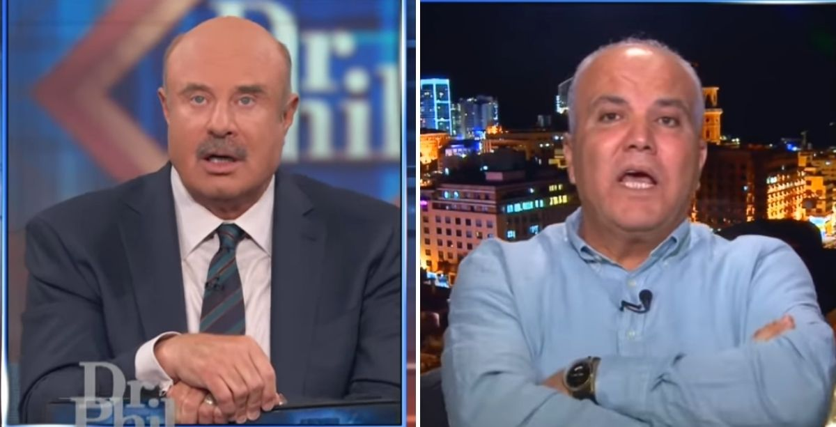The Time A Lebanese Guy Ended Up On A Dr. Phil Show About Scamming (Videos)
