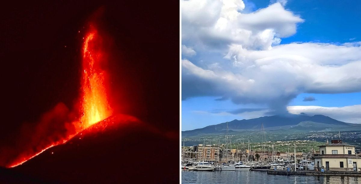 Will Lebanon Be Affected By Italy's Latest Volcanic Eruption?