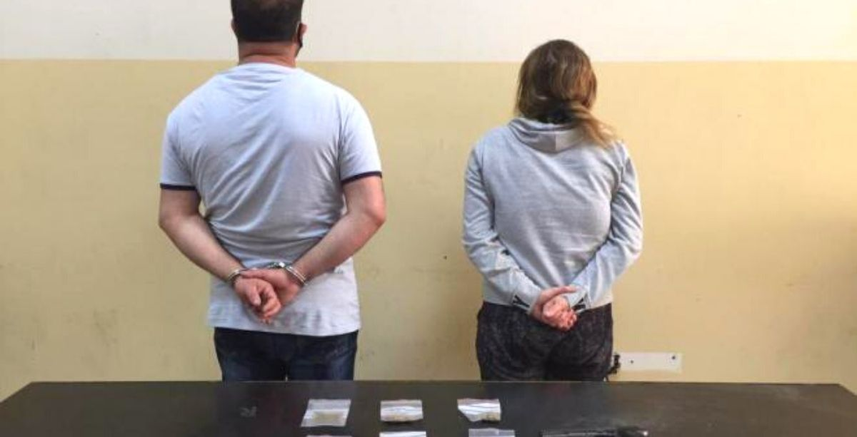 Woman And Boyfriend In Lebanon Planted Drugs In Husband's Car To Get Rid Of Him