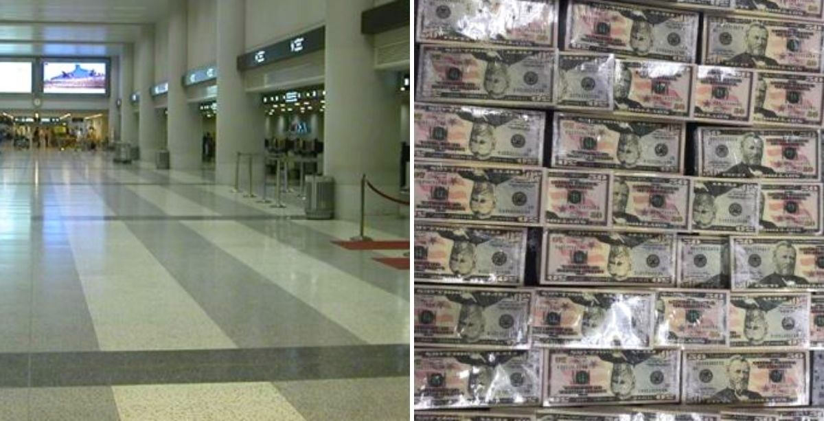$480,000 Fake-Cash Smuggling Attempt Stopped At Beirut Airport
