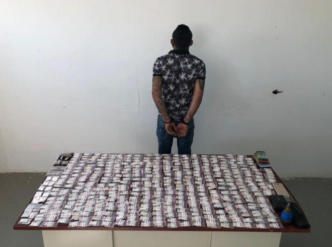 Lebanon's security forces have arrested a man regarded as one of the biggest heroin dealers in the country.