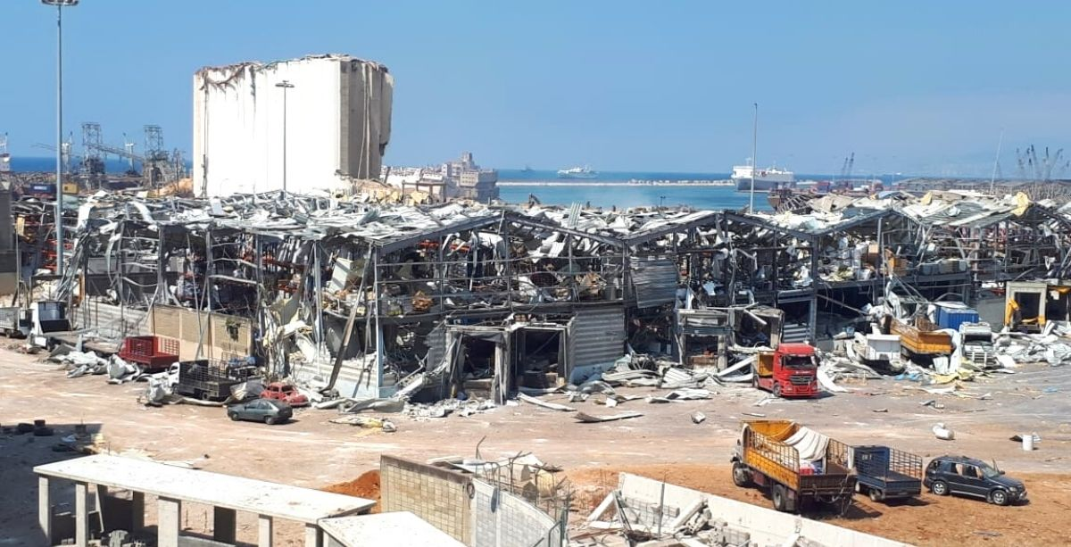 Cause Of Beirut Port Blast Should Be Made Public Within 2 Months
