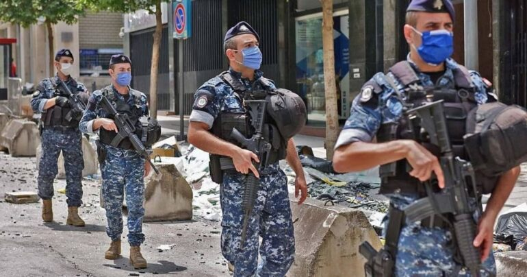 ISF Personnel Are Deserting The Force Due To The Crisis