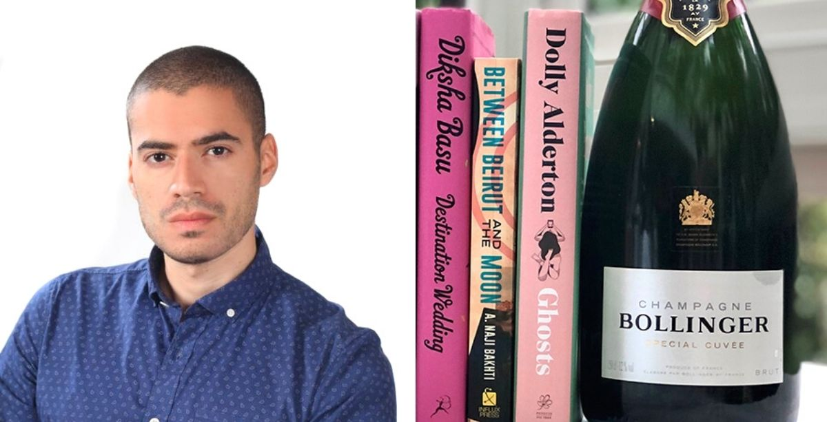 Lebanese Book Between Beirut and the Moon Was Just Shortlisted For The 2021 Bollinger Everyman Wodehouse Prize