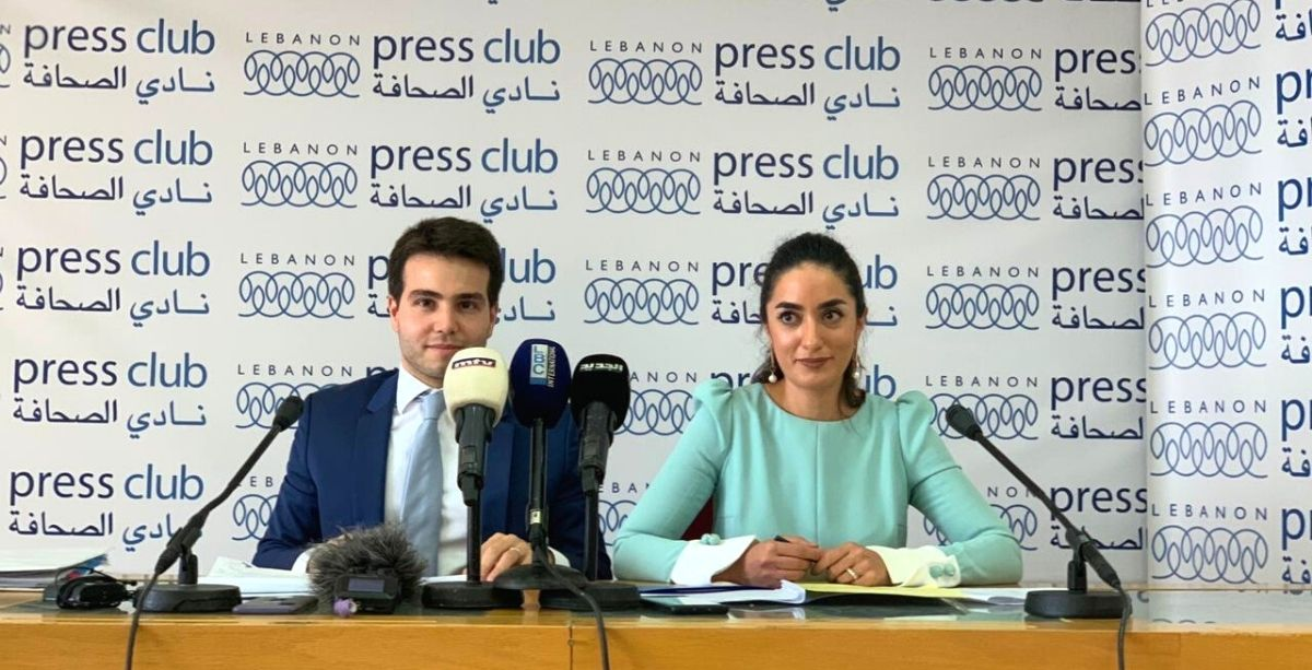 Lebanese Civil Marriage Couple Gets Official Letter Supporting Their Case