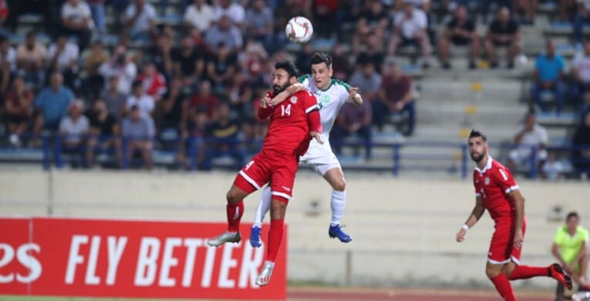 Lebanon Just Qualified For The 3rd Round Of 2022 FIFA World Cup Qualifiers
