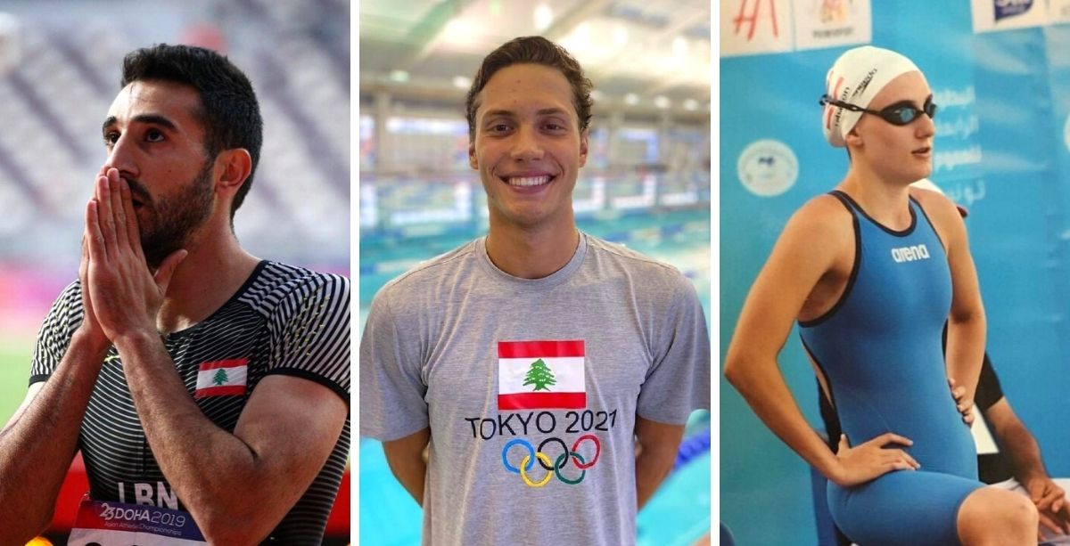 3 More Athletes Just Joined The Lebanese Olympics Team