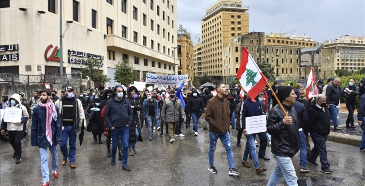 Lebanon's Crisis Possibly Among The 3 Worst Since 19th Century