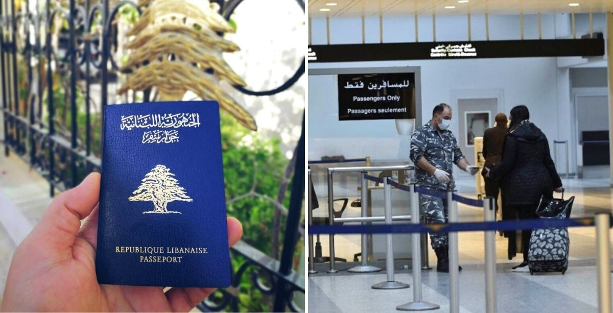 Lost Your Lebanese Passport? Here's What You Need To Do