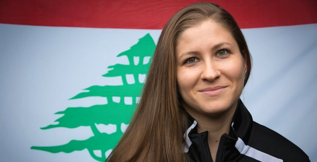 Meet The First Lebanese Woman To Qualify For Olympic Weightlifting Mahassen Hala Fattouh