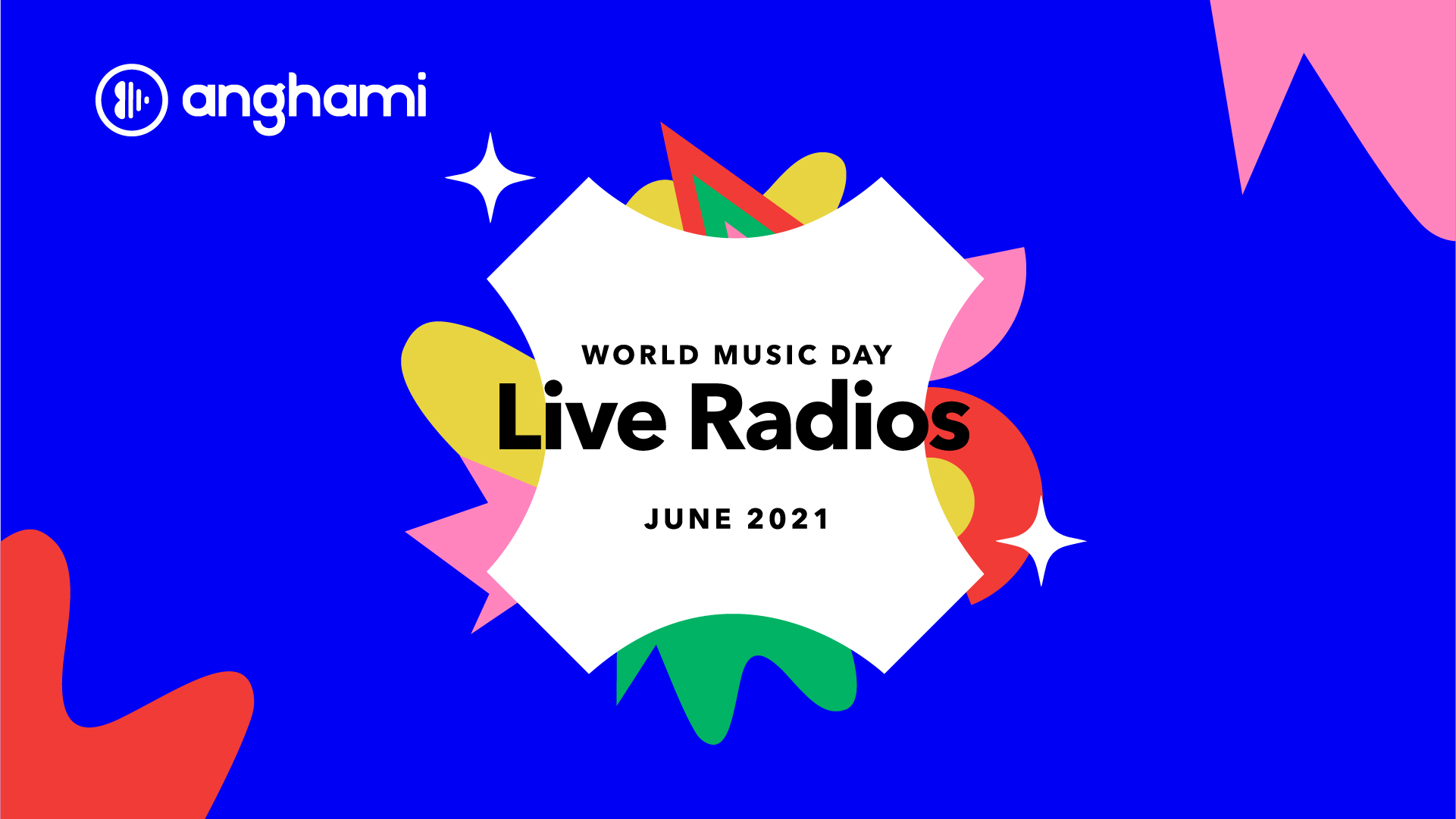 Anghami is celebrating Music Day over a full month in a unique way that brings the artist and the fan together in one virtual live room using the Live Radio feature.