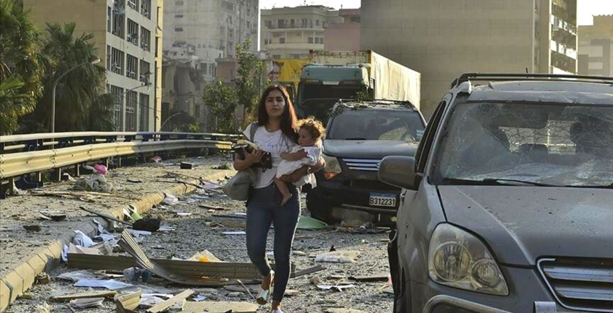 Worldwide Human Rights Groups Are Pushing For International Beirut Blast Probe