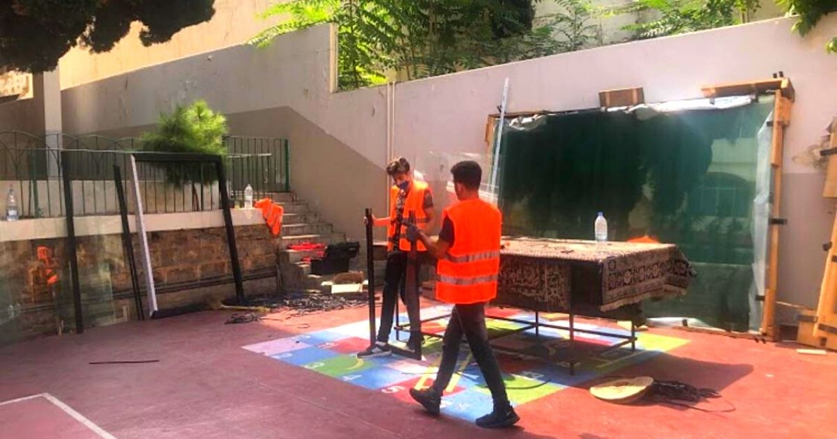 Charities in Lebanon Come Together To Fill The Gap Left By The Governemnt