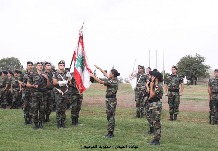 In recent years, the Lebanese woman's opportunities in the Lebanese Army have grown considerably.