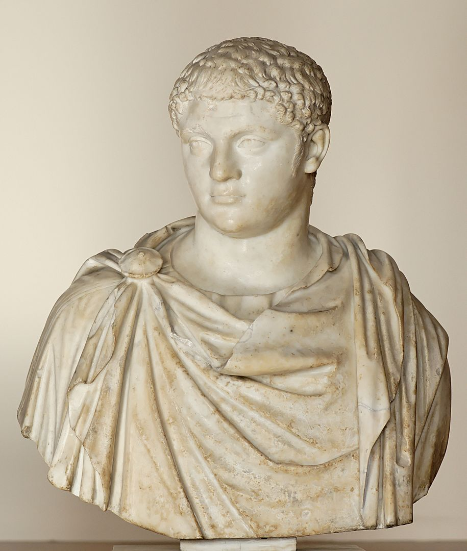 """Geta was the """"co-augustus"""" alongside his father Septimius Severus and his older brother Caracalla from 198 until his assassination in 211."""