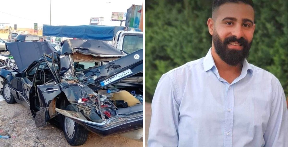 A 27-Year-Old Died In Another Gas Station Queue Car Crash In Lebanon