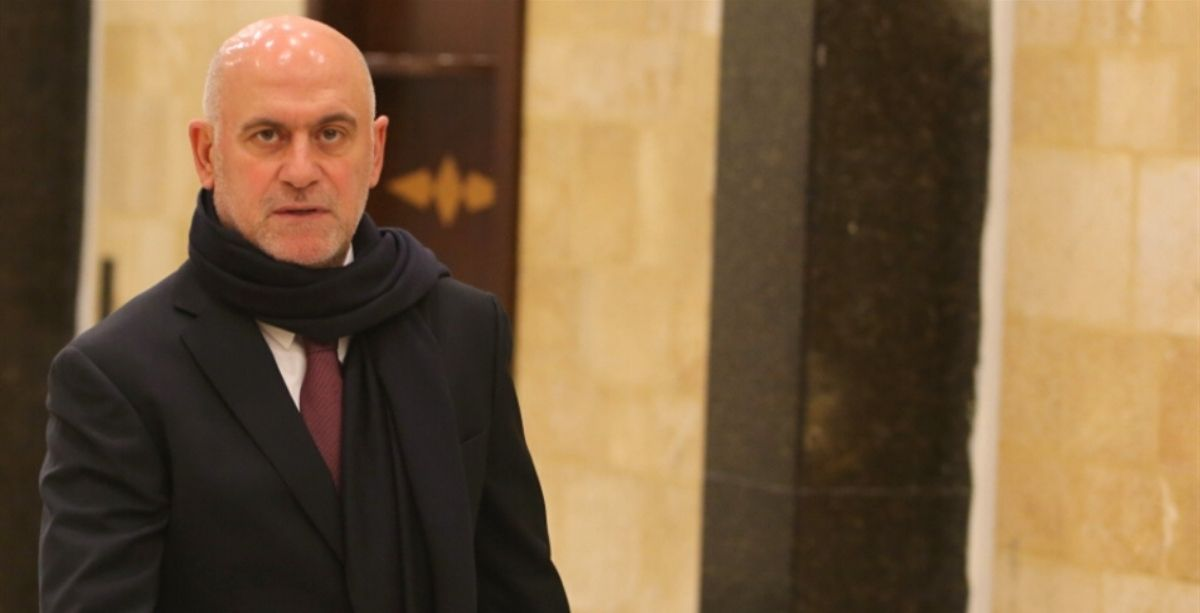 Another Former Lebanese Minister Just Lost His Lawyer Immunity