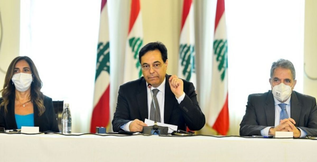 Caretaker PM Diab Says Lebanon Is Days Away From Social Explosion
