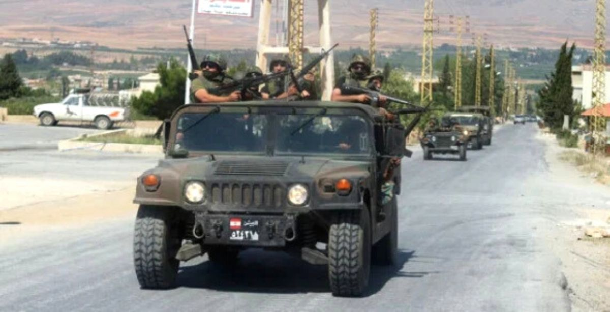 Industrialists Are Helping The Lebanese Army Maintain Its Vehicles