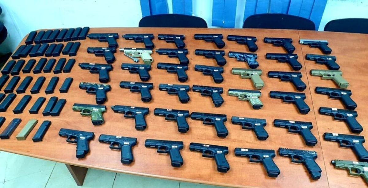 Israel Says It Thwarted Largest Arms Smuggling Attempt From Lebanon In Years