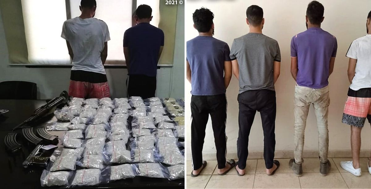 Lebanese Army Just Caught A Drug Trafficking Network That Targets Arab Countries