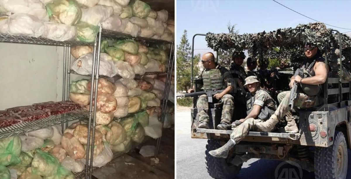 Lebanese Army Raids Warehouses Storing Large Amounts Of Expired Meat *Tap the link in @The961 bio for the full story! #The961 #Lebanon