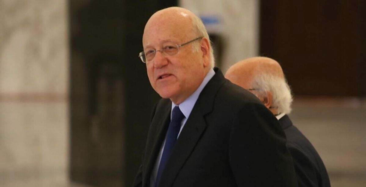 Lebanese PM-Designate Najib Mikati Pledges To Honor French Initiative *Tap the link in @The961 bio for the full story! #The961 #Lebanon