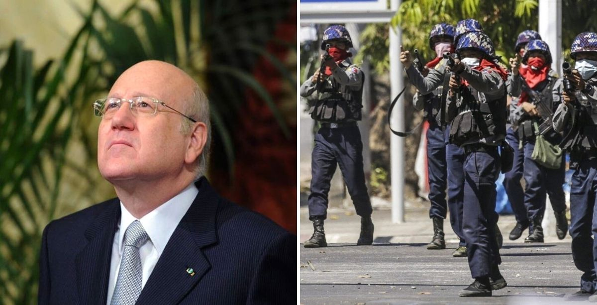 Mikati's Company Will Operate Myanmar's State-Controlled Telecom After Military Coup