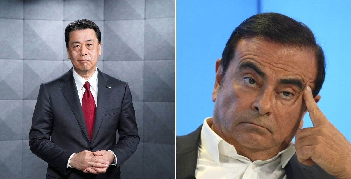 Nissan CEO Says Carlos Ghosn Held Too Much Power