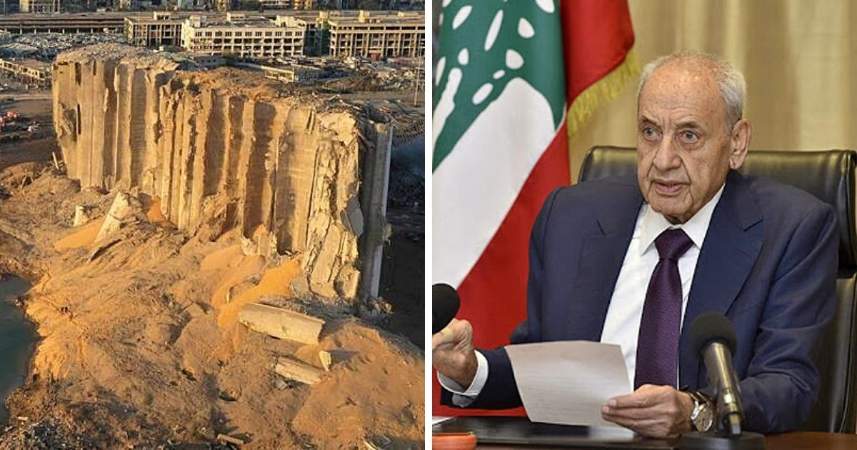 Berri: No Immunity For Wrongdoers In The Beirut Explosion *Tap the link in @The961 bio for the full story! #The961 #Lebanon