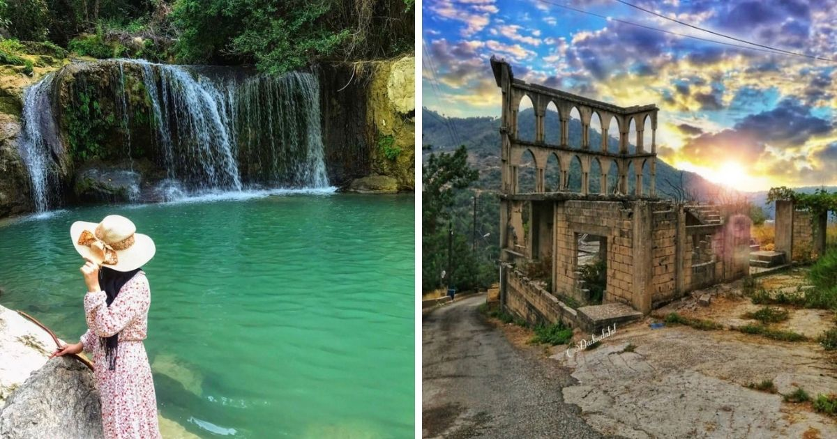 10+ Reasons Why Sirjbal, Lebanon Should Be On Your Bucket List This Summer *Tap the link in @The961 bio for the full story! #The961 #Lebanon