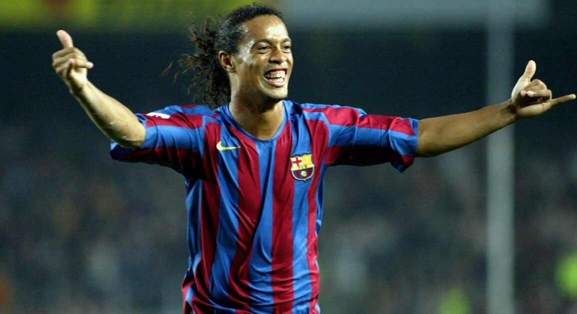 Ronaldinho Is Coming To Lebanon This Week *Tap the link in @The961 bio for the full story! #The961 #Lebanon