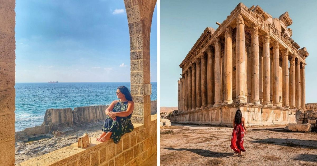 33 Spots In Lebanon To Take Amazing Instagram Photos *Tap the link in @The961 bio for the full story! #The961 #Lebanon