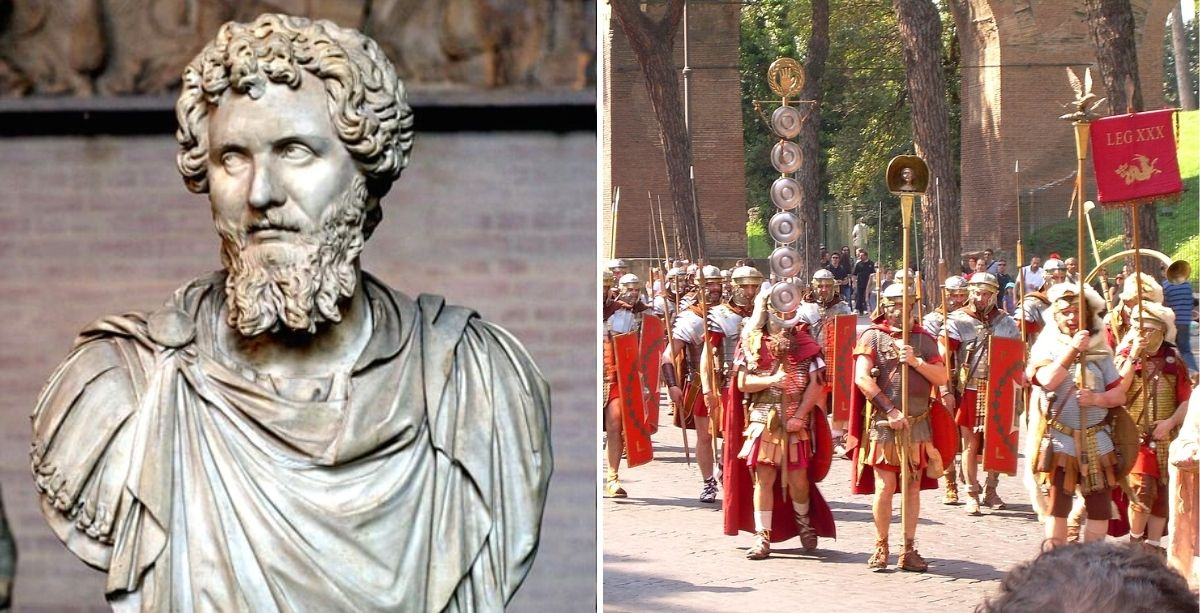 The 5 Roman Emperors You Didn't Know Were Phoenicians *Tap the link in @The961 bio for the full story! #The961 #Lebanon