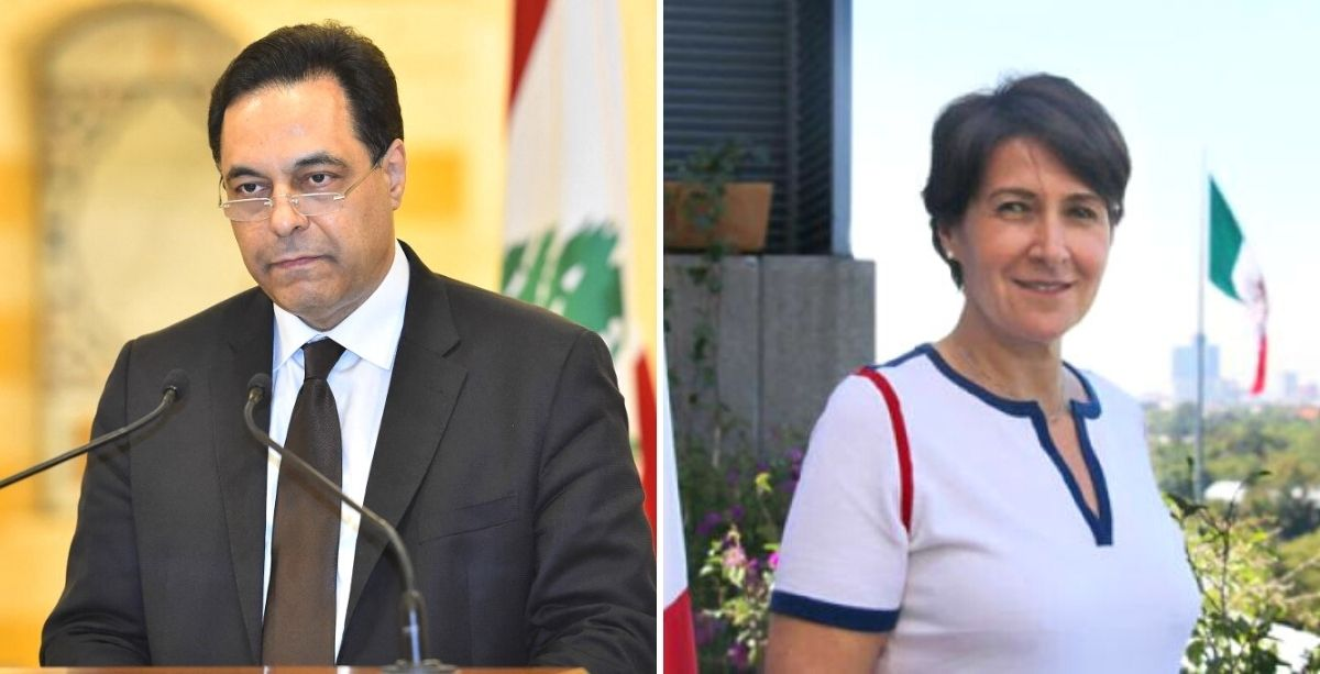 Tuesday Meeting Broadcast Was Cut As French Ambassador Responded To PM Diab's Comments
