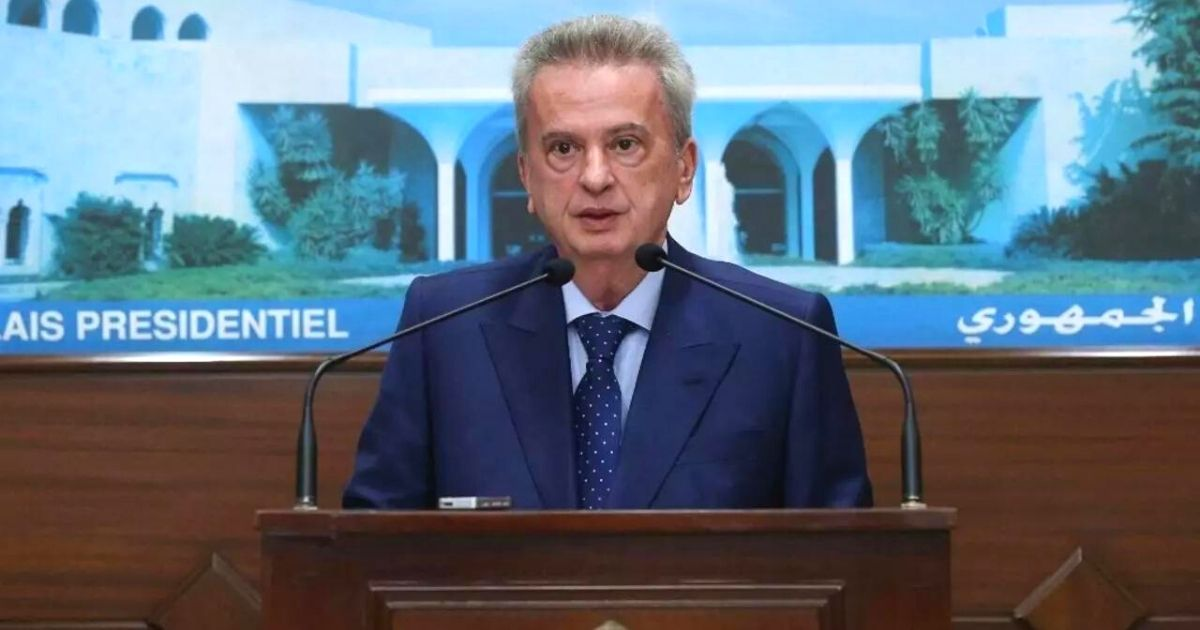 Everything You Need To Know About Riad Salameh's Latest Interview