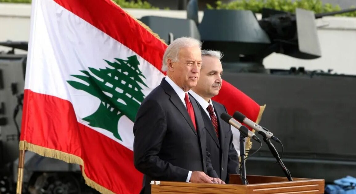 The U.S. Just Extended Its National Emergency With Respect To Lebanon *Tap the link in @The961 bio for the full story! #The961 #Lebanon