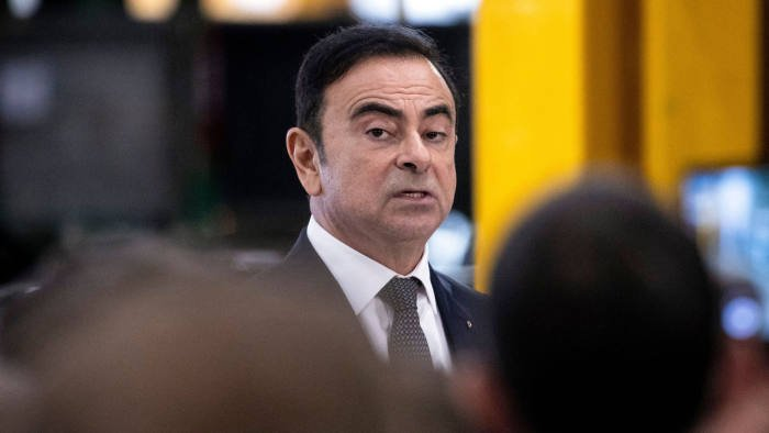 For the first time since he carried it out, Carlos Ghosn has shared the details of his experience in his daring escape from Japan in 2019.