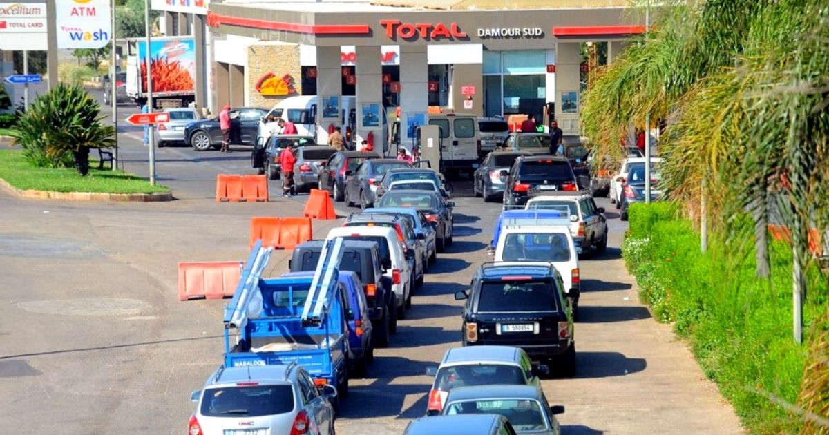 Gas Station Queues In Lebanon Set To Remain Unchanged As More Closed Stations Resume Operations