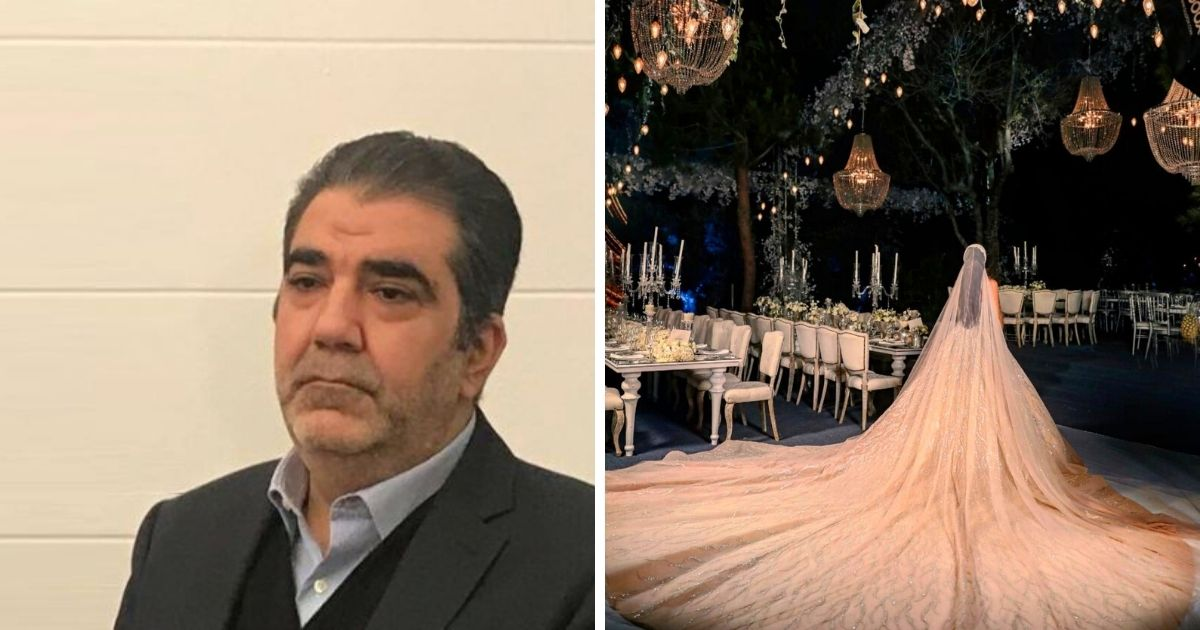 Former Hezbollah MP Throws A Lavish Wedding For His Daughter As Economic Conditions In Lebanon Worsen *Tap the link in @The961 bio for the full story! #The961 #Lebanon