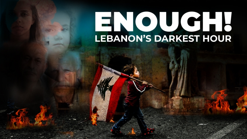 A documentary on Lebanon by Australian-Lebanese filmmaker Daizy Gedeon has been honored with the Movie That Matters Award 2021 at the Cannes Film Festival.