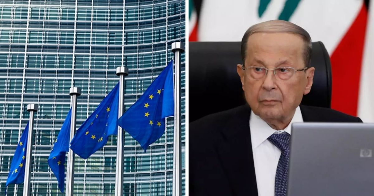 Aoun Invites EU Observers To Monitor The 2022 Parliamentary Elections *Tap the link in @The961 bio for the full story! #The961 #Lebanon